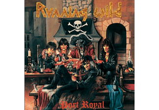 Running Wild - Port Royal (Vinyl LP (nagylemez))