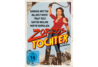 Zorros Tochter - (DVD)