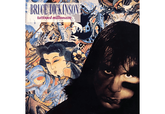 Bruce Dickinson - Tattooed Millionaire (High Quality) (Vinyl LP (nagylemez))