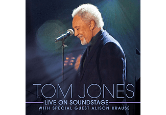 Tom Jones - Live on Soundstage (CD + DVD)