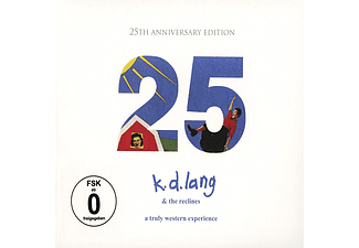 K.D. Lang And The Reclines - A Truly Western Experience 25th Anniversary Edition (CD)