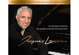 Jacques Loussier - Jacques Loussier Trio Plays Bach (CD)