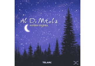 Al Di Meola - Winter Nights (CD)