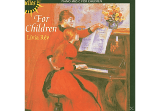 Rév Lívia - For Children (CD)