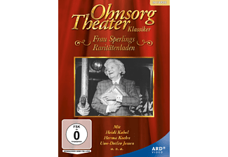 Ohnsorg Theater Klassiker: Frau Sperlings Raritätenladen - (DVD)