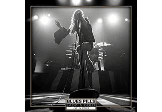 Blues Pills - Lady In Gold-Live In Paris (Picture Vinyl) - (Vinyl)