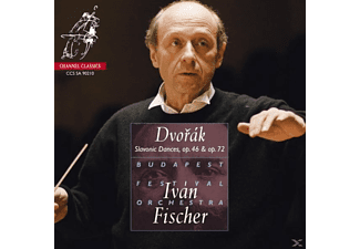 Fischer Iván - Slavonic Dances (CD)