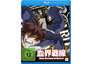 BLOOD BLOCKADE BATTLEFRONT 1 [Blu-ray]
