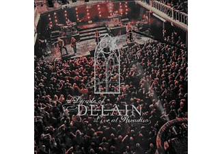 Delain - A Decade Of Delain: Live At Paradiso (Digipak) (CD + Blu-ray + DVD)