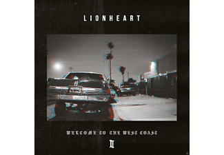 Lionheart - Welcome To The West Coast - (CD)