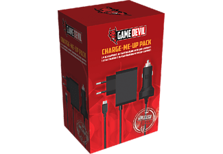 GAMEDEVIL GameDevil Nintendo Switch Charge Me Up Pack