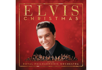 Elvis Presley, The Royal Philharmonic Orchestra - Christmas with Elvis and the Royal Philharmonic Or - (CD)