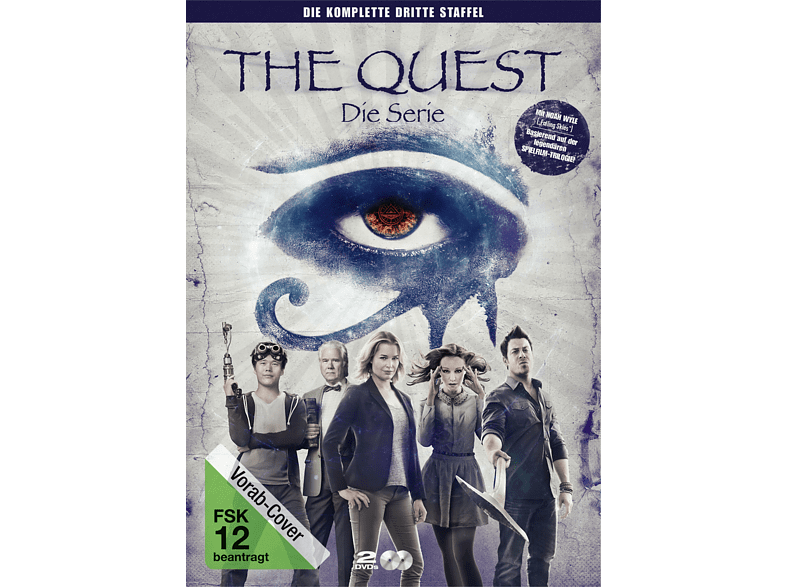 The Quest - Staffel 3 [DVD]