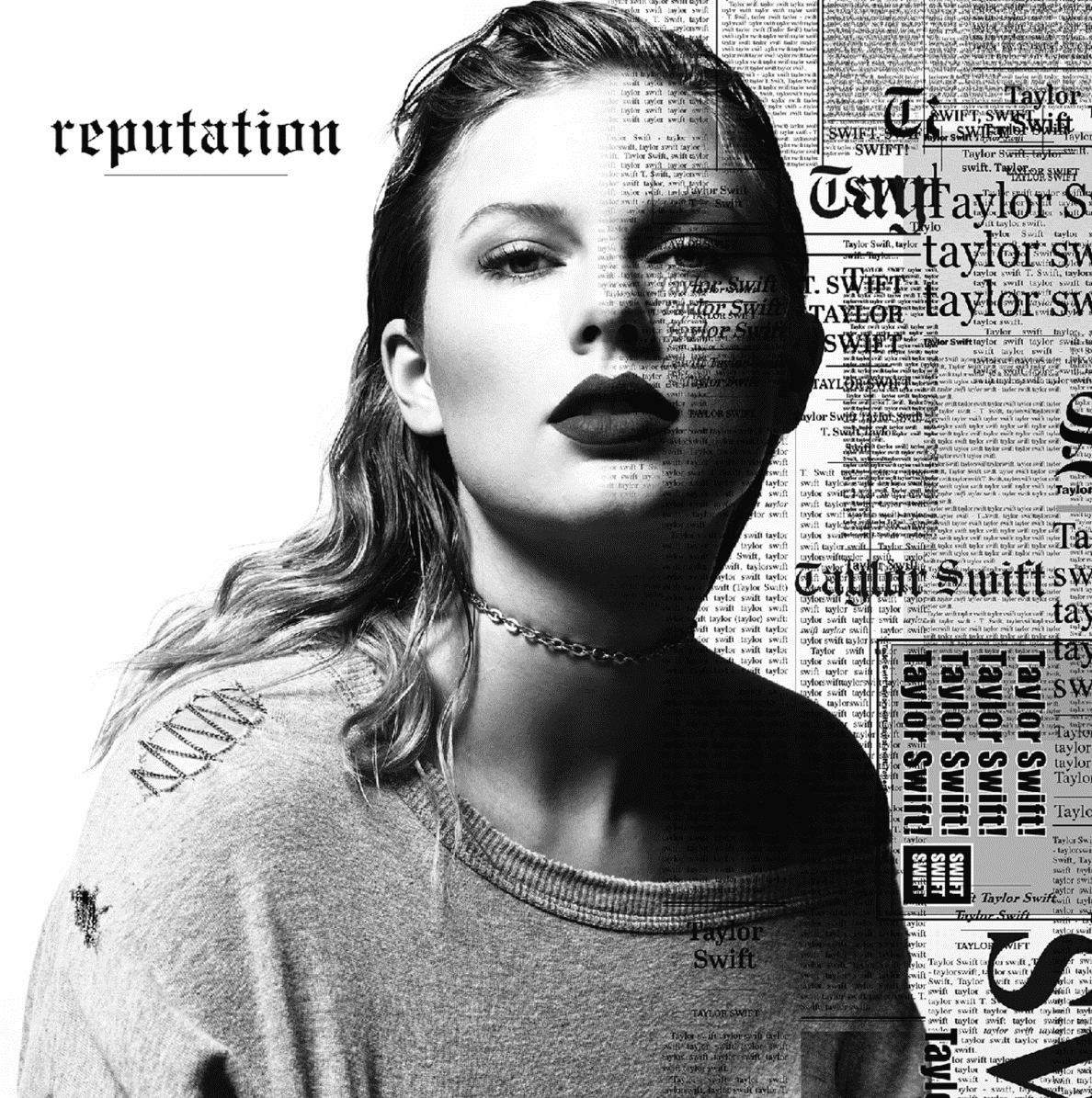 Taylor Swift - Reputation - (CD)