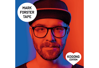 Mark Forster - TAPE (Kogong Version) - (CD)