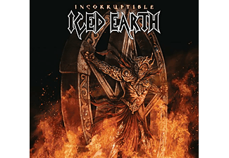 Iced Earth - Incorruptible (CD)