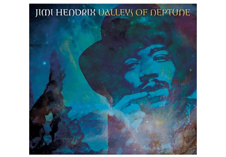 Jimi Hendrix - Valleys Of Neptune (Vinyl LP (nagylemez))