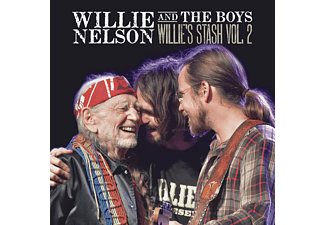 Willie Nelson - Willie and The Boys: Willie's Stash Vol. 2 (CD)