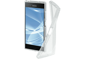 HAMA Crystal Clear Backcover Sony Xperia XZ1 Thermoplastisches Polyurethan Transparent