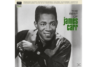 James Carr - The Best Of (Vinyl) - (Vinyl)