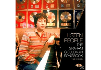 VARIOUS - The Graham Gouldman Songbook 1964-2005 - (CD)