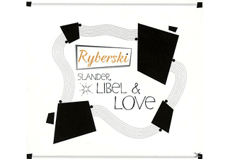 Ryberski - Slander,Libel & Love - (CD)