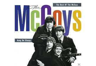 The McCoys - Best Of-Hang On Sloopy - (CD)