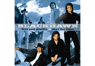 Blackhawk - Love And Gravity/Sky's The Limit - (CD)