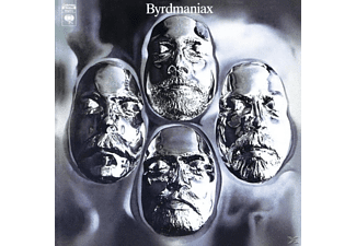 The Byrds - Byrdmaniax [CD]