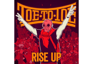 Toe To Toe - Rise Up - (CD)