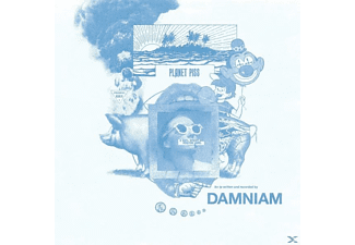 Damniam - Planet Piss - (Vinyl)