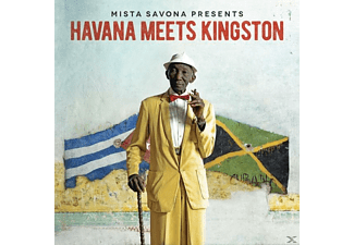 Mista Savona, VARIOUS - Havanna Meets Kingston (Deluxe/24 Page Book) - (CD)