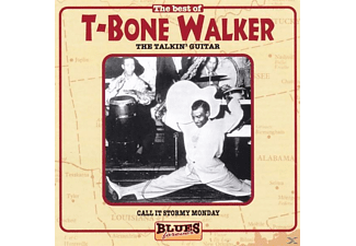 T-Bone Walker - The Best Of T-Bone Walker - The Talkin' Guitar - (CD)