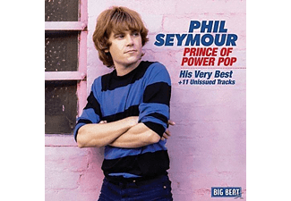 Phil Seymour - Prince Of Power Pop-His Very Best (+Bonus) - (CD)