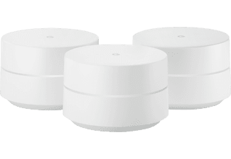 GOOGLE Wifi (Dreierpack), WLAN-Router