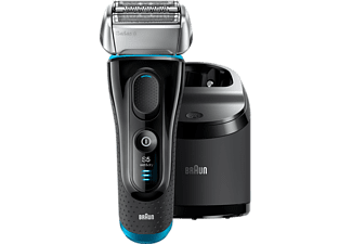 BRAUN Series 5 5090cc + CCR2 elektrisk rakapparat med Clean & Charge-station