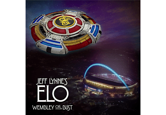 Jeff Lynne's Elo - Jeff Lynne's ELO-Wembley or Bust - (LP + Download)