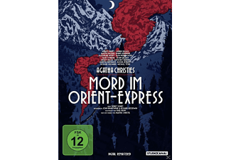 Mord im Orient Express/Digital Remastered - (DVD)
