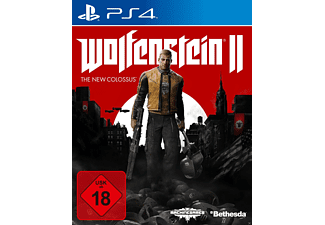 Wolfenstein II: Welcome to Amerika - PlayStation 4