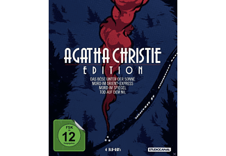 Agatha Christie Edition - (Blu-ray)