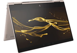HP Spectre x360 13-ae048ng, Convertible mit 13.3 Zoll, 1 TB Speicher, 16 GB RAM, Core™ i7 Prozessor, Windows 10 Home 64, Rose Gold