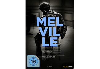 Jean-Pierre Melville / 100th Anniversary Edition - (DVD)