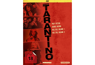 Tarantino Collection - (DVD)