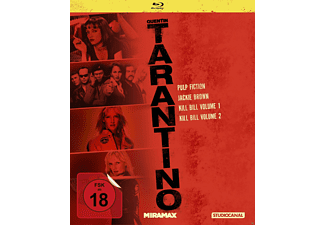 Tarantino Collection - (Blu-ray)