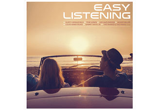 VARIOUS - Easy Listening (Exklusive Vinyl Edition) - (Vinyl)