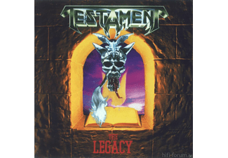 Testament - The Legacy - (Vinyl)