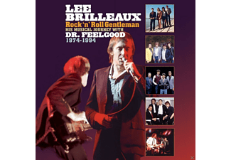 Lee Brilleaux, Dr. Feelgood - Lee Brilleaux-Rock 'N' Roll Gentleman(Eleven recor - (Vinyl)