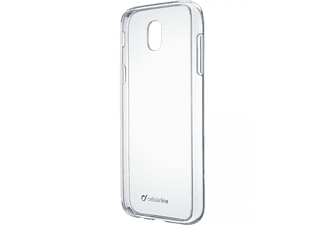 CELLULARLINE Cover Clear Duo Galaxy J5 2017 Transparant