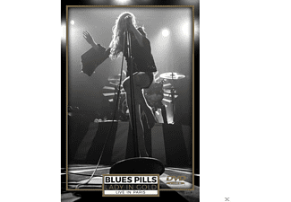 Blues Pills - Lady In Gold-Live In Paris - (DVD + CD)