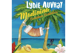 Lydie Auvray - Madinina - (CD)